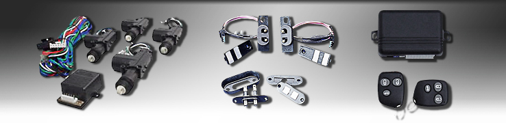 Power Door Lock Kits