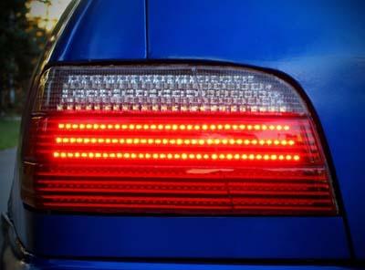 BMW 3 Series LED Tail Lights
