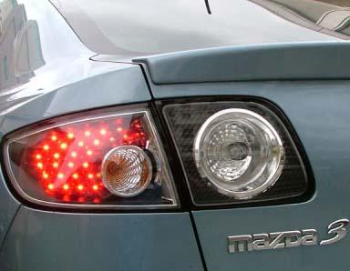 LED Mazda 3 Tail Lamps