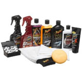 Detailing Products - Saturn Sedan or Coupe Detailing Products