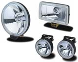 Driving Lights - Mercedes Benz C 280 Driving Lights