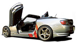 Lambo Doors - Chevrolet Trailblazer Lambo Doors