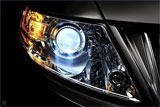 HID Lights - Hyundai Scoupe HID Lights