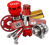 MSD Ignition - Mercury Tracer MSD Ignition