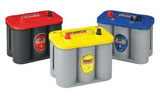 Optima Batteries - Fiat 500 Optima Batteries