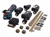 Power Door Locks - Chevrolet Trailblazer Power Door Locks