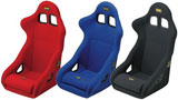 Racing Seats - Mercedes Benz E 320 Convertible Racing Seats