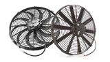 SPAL Fans - Chrysler 300C SPAL Fans