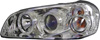 2001 Nissan Maxima  Chrome Projector Headlights
