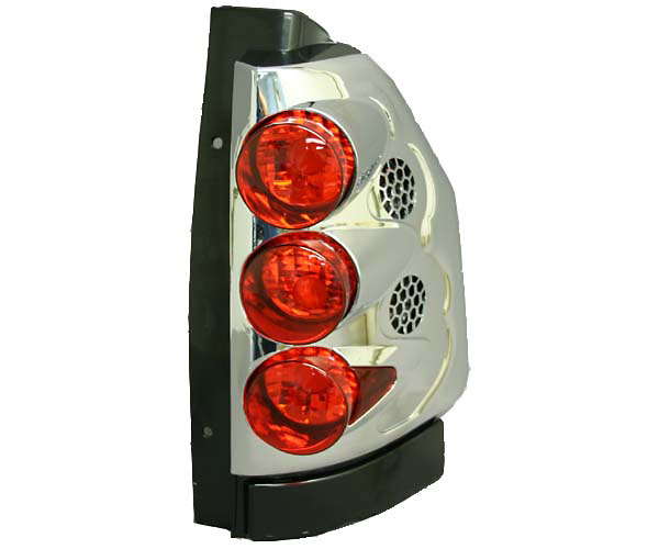 GMC Envoy 2002-2005 Altezza Style Euro Tail Lights