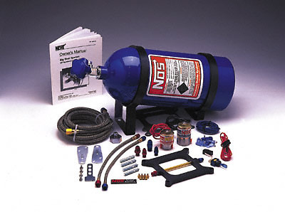 Ford Mustang 64-04 NOS Big Shot Nitrous Kit