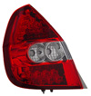 Honda Fit 2007-2008 Red LED Tail Lights