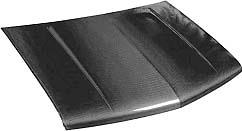 Ford Ranger 95-02 Carbon Fiber Hood OEM Style