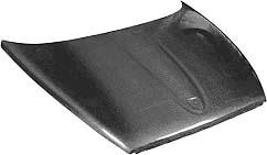Dodge Dakota/Durango 99-03 Carbon Fiber Hood OEM Style