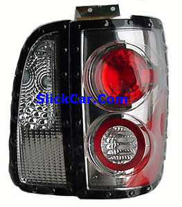 Lincoln Navigator 1997-2002 Altezza Euro Tail Lights