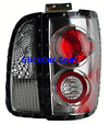 2000 Lincoln Navigator  Altezza Euro Tail Lights
