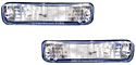 Nissan Maxima 95-99 Clear Bumper Lights