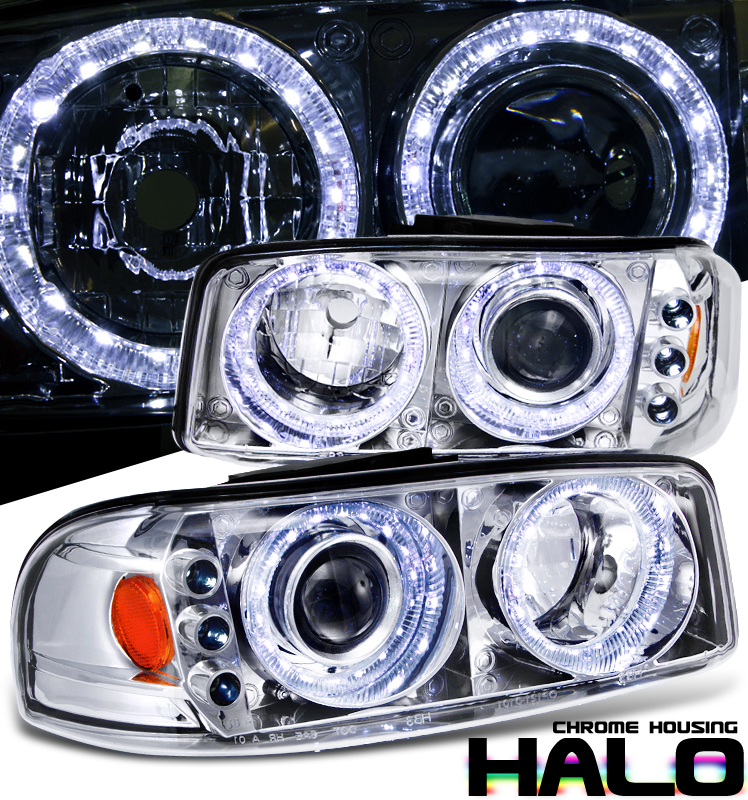 Gmc Yukon Headlights