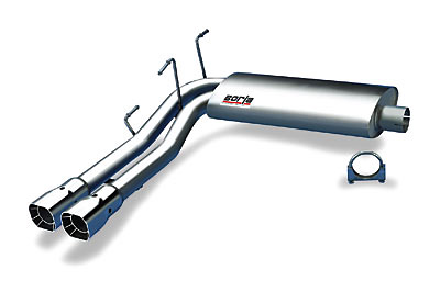 Dodge/Plymouth Neon 94-97 Borla Cat-Back Exhaust Systems