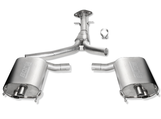 "Lexus IS350 Is-F  5.0l V8 2008-2011 Borla 2.5"" Rear Exhaust Section -"