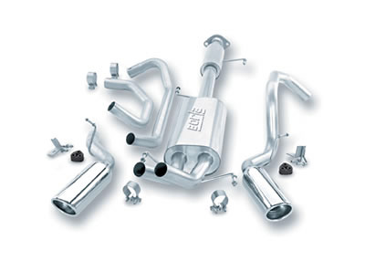 Toyota 4Runner 4.7L 03-05 Borla Cat Back Exhaust System