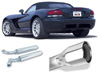 2004 Dodge Viper  Borla Exhaust System