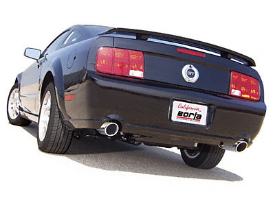 Ford Mustang GT 2005 Borla Exhaust System