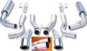 Dodge Viper 1996-2002 Borla Cat Back Exhaust System