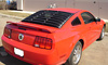 2005  Ford Mustang Rear Window Louver