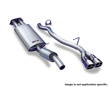 Mazda Miata 90-97 Borla Cat-Back Exhaust Systems