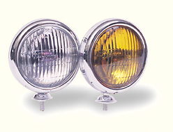 5 Inch Clear Fog Lights-Seal Beam