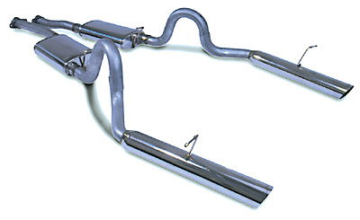 Ford Mustang 5.0L LX/Cobra 86-93 Magnaflow Cat Back Exhaust System