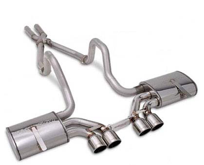 Chevrolet Corvette C5 Magnaflow Cat-Back Exhaust System