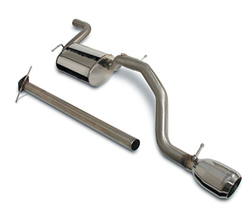 Ford Focus ZX3 00-01 Magnaflow Cat Back Exhaust System