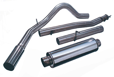 Ford F250/F350 Diesel 99-02 Magnaflow Turbo Back Exhaust System