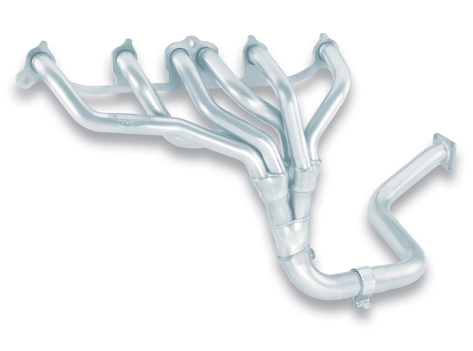 Jeep Wrangler 4.0l 6cyl 1991-1992 Borla Exhaust Headers
