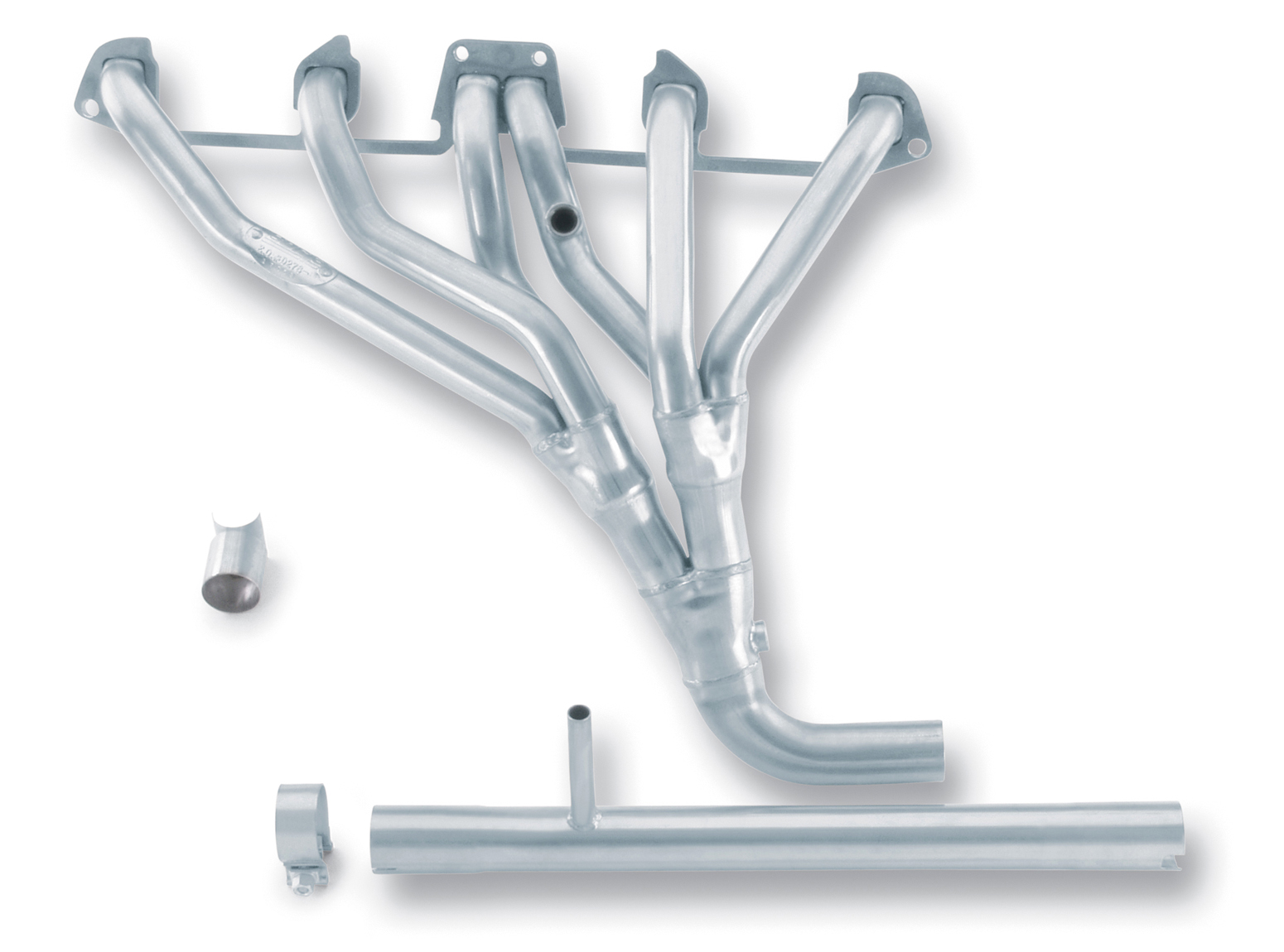 Jeep Cj-7  4.2l 6cyl Without Air Tubes 1981-1986 Borla Exhaust Headers