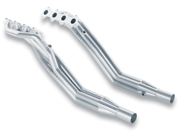 Ford Mustang Gt 2005-2010 Borla Long Tube Exhaust Headers W/O X-Pipe (offroad Only) 