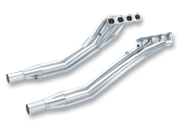 Ford Mustang Shelby Gt 500 2007-2010 Borla Long Tube Exhaust Headers W/O X-Pipe (offroad Only)
