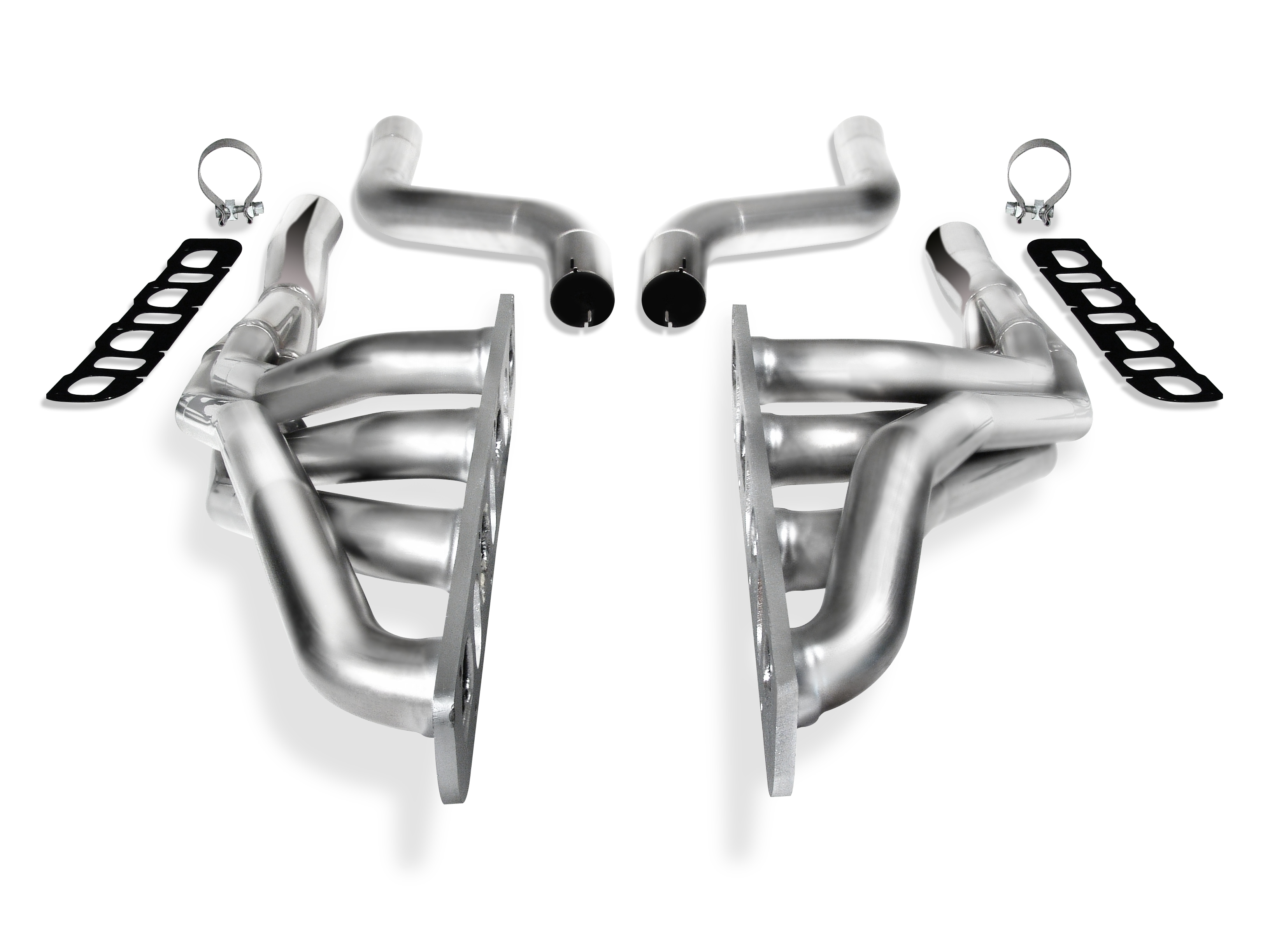 Chrysler 300C SRT-8 6.1l/6.4l V8 2008-2011 Borla Long Tube Exhaust Headers (offroad Only)