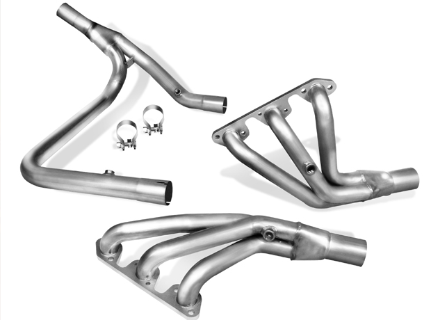 Jeep Wrangler 3.8l 6cyl 2007-2008 Borla Long Tube Exhaust Headers (offroad Only) 