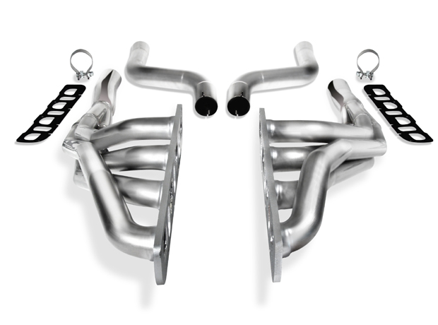Dodge Challenger Rt 5.7l V8 W/Eage Head 2009-2011 Borla Long Tube Exhaust Headers (offroad Only)