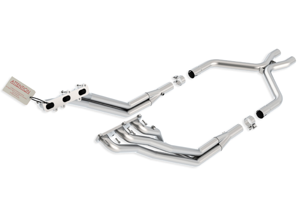 Ford Mustang  2011-2011 Borla Long Tube Exhaust Headers (offroad Only)