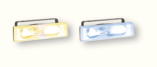 Driving Lights - Laser Blue Lens
