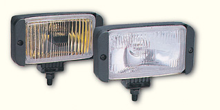 Fog Lights Black Housing