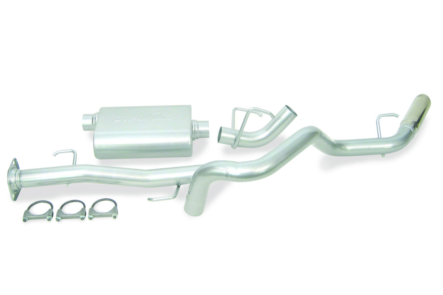 Toyota FJ Cruiser 2007-2011 Dynamax Cat Back Exhaust