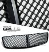 2008 Dodge Charger   Diamond Style Black Front Grill