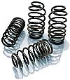 Bmw X6  35i Incl. Diesel; Exc. Leveling Control & Hybrid 2008-2011 Suv Pro-Kit Lowering Springs