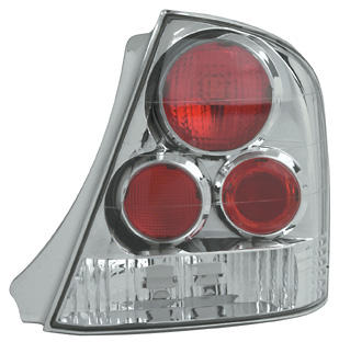 Mazda Protege 98-02 Altezza Euro Clear Tail Lamps