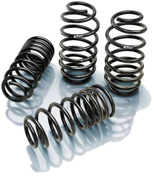 Gmc Denali  V8 2wd/4wd, Exc. Quadrasteer 2000-2006 Suv Pro-Kit Lowering Springs